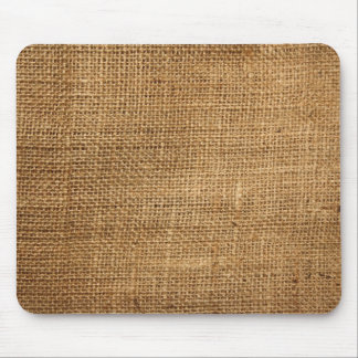 Hessian Mouse Pad