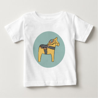 Hest Creative Apparel - Teal Baby T-Shirt