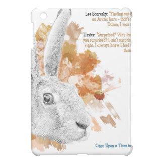 Hester, Hare Daemon from His Dark Materials iPad Mini Case