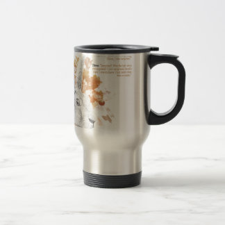 Hester, Hare Daemon from His Dark Materials Travel Mug