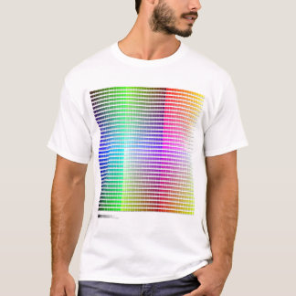 Hex Color Chart Shirt