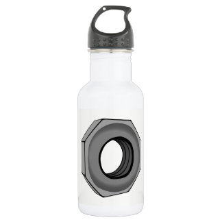 Hex Nut 532 Ml Water Bottle