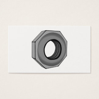 Hex Nut Business Card