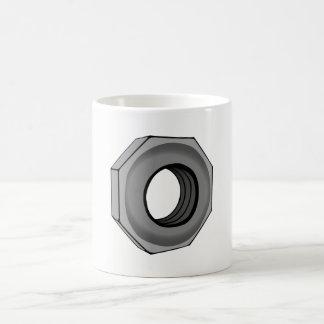 Hex Nut Coffee Mug