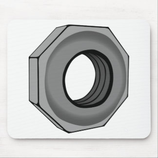 Hex Nut Mouse Pad