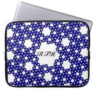 Hex Pattern Computer Sleeve
