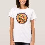 Hex Sign Dutch Bird T-Shirt