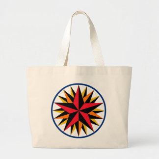 HEX Sign - Pennsylvania Dutch 1 - Jumbo Tote
