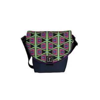 HexaBox Design Messenger Bags