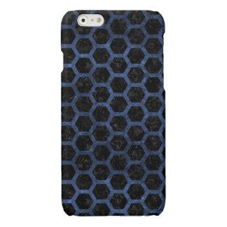 HEXAGON2 BLACK MARBLE & BLUE STONE