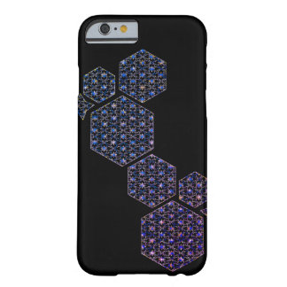 hexagon barely there iPhone 6 case