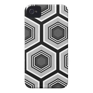 hexagon Case-Mate iPhone 4 cases