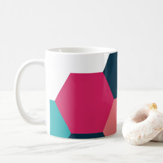 Hexagon Coffee Mug