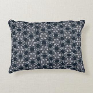 Hexagon Geo Pattern Pillow