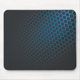 Hexagon Grid Mouse Pad