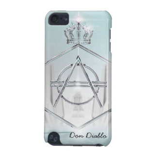Hexagon iPod Touch (5th Generation) Case