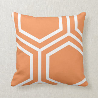 Hexagon Pillow in Various Colors Cushions