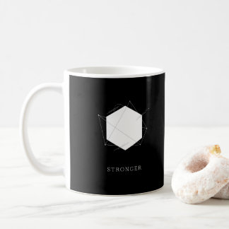 Hexagon - Stronger Mug