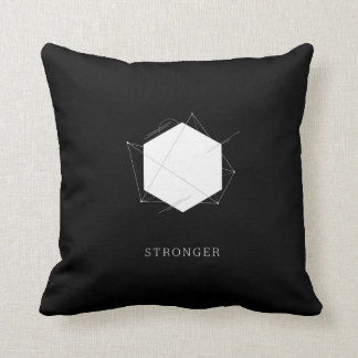 Hexagon - Stronger Pillow