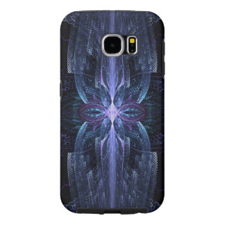 Hexagonal Matrix Samsung Galaxy S6 Cases