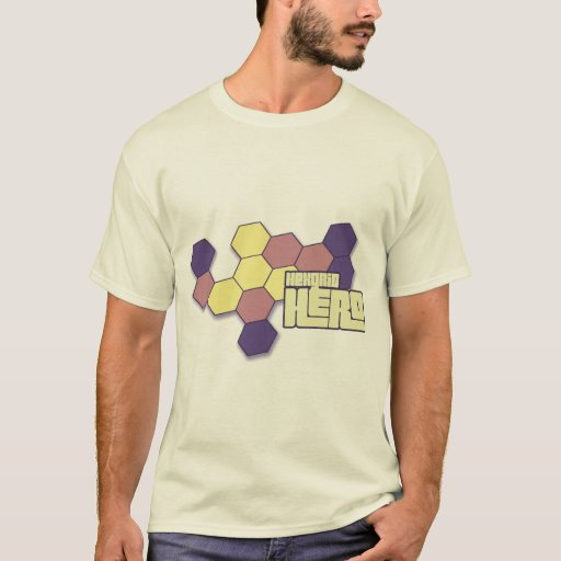 Hexgrid Hero T-Shirt