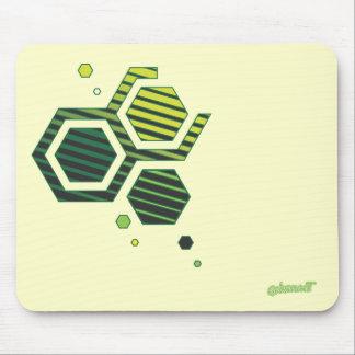 Hexometric Mouse Pad