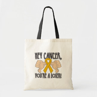 Hey Appendix Cancer You're a Loser Bags