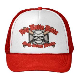 Hey Batta Batta -red Hats