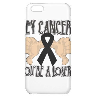 Hey Cancer You're a Loser iPhone 5C Cover
