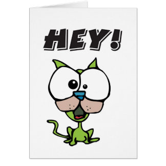 HEY! CARD