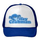 Hey Crabman Trucker Hat