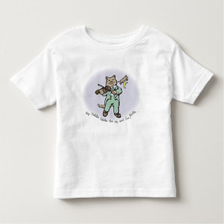 Hey Diddle Diddle Toddler T-Shirt