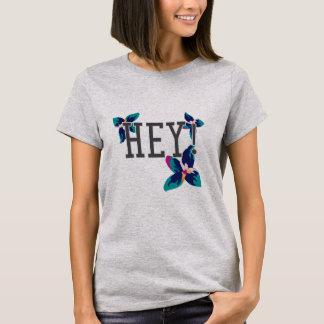 Hey! Flower T-Shirt