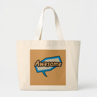 Hey Girl Large Tote Bag