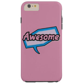 Hey Girl Tough iPhone 6 Plus Case