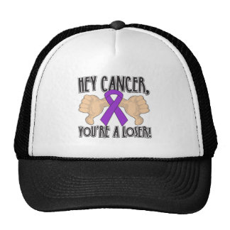 Hey GIST Cancer You're a Loser Trucker Hats