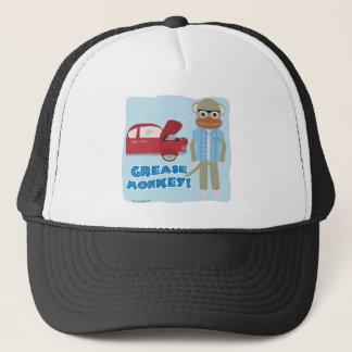 Hey Grease Monkey Trucker Hat