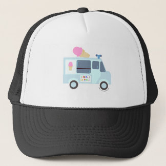 Hey Ice Cream Man Trucker Hat