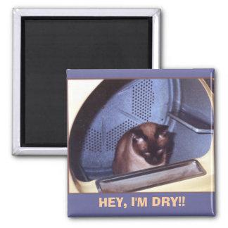 HEY, I'M DRY!! MAGNET