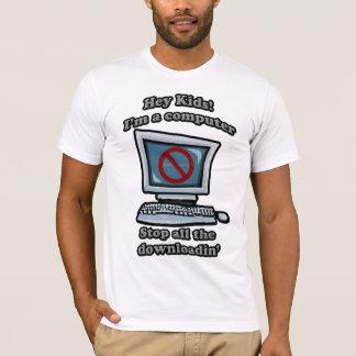 Hey kids! Im a Computer T-Shirt
