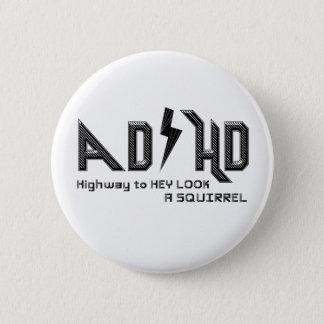 Hey look! 6 cm round badge