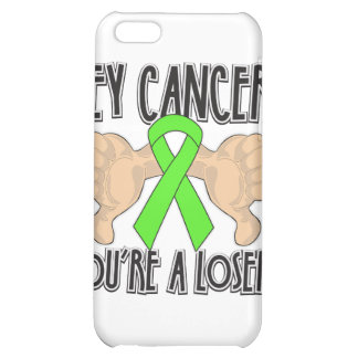 Hey Lymphoma Cancer You're a Loser Case For iPhone 5C