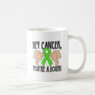 Hey Lymphoma Cancer You're a Loser Mug