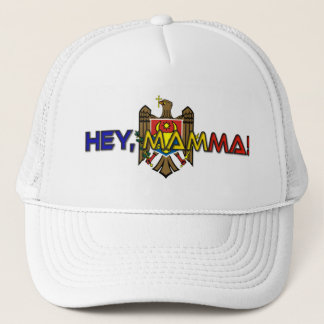 Hey, Mamma! Trucker Hat