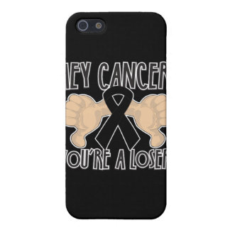 Hey Melanoma Cancer You're a Loser Covers For iPhone 5
