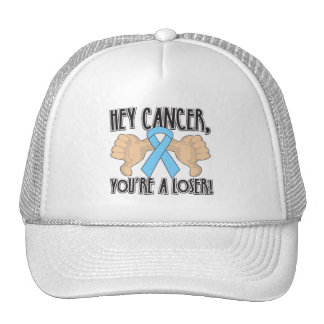 Hey Prostate Cancer You're a Loser Trucker Hat