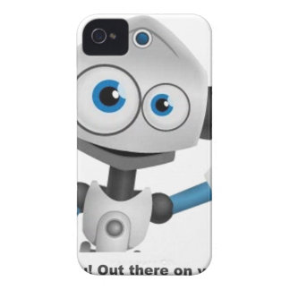 Hey robot you iPhone 4 case