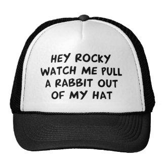 Hey Rocky Watch Cap