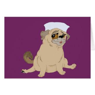 Hey, Sailor! Card