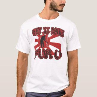Hey St Louis Fuku T-Shirt